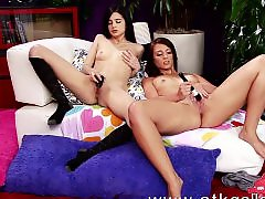 Zoey lesbian, Zoey k, Zoey, Storm, Side by side, Masturbating lesbian