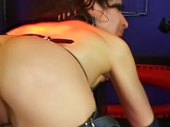 Spanking fetish, Hitli, Black slave, Slave couple, Hitting