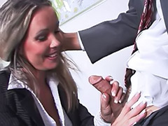 Secretary anal, Secretary masturbating, Secretary blowjob, Heels office, Naughty office