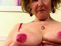 Òovers, Pearls, Pearl, Masturbation granny, Masturbating mature, Mature, boobs