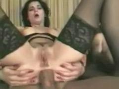 Mature penetrate analmente