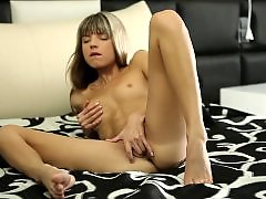 Teen tease, Teasing masturbation, Touching, Webyoung, Masturbeating for you, Herself