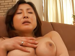日本人熟女オナニー
