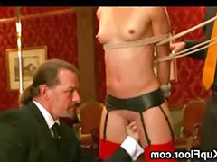 Masked babe, Blindfolder, Blindfolded, Blindfold threesome, Blindfold