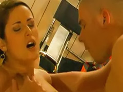 Regina ice, Office threesome, Office anal sex, Ice, Regina, Office fuck