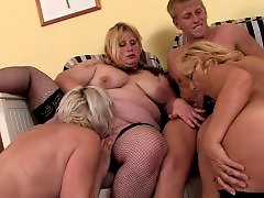 Young three, Three mature, Party sluts, Mature-party, Mature old three, Old slut