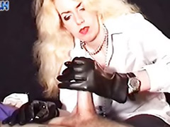 Heavy, Heavi, Gloves handjob, Gloves, Gloved handjob, Glove z