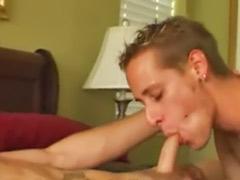 Sucking each other