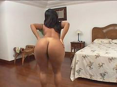 Ass, Interracial, Big ass, Teen, Pov