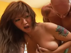 Thats big, Tattoo asian, Raunchy, Interracial kissing, Kissing high heel, Kissing asian