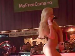 Public strip, Public blonde, Stripping dance, Stunning blond, Stunning, Danc مصرى