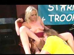 Missy, Monroe, Monro, Blonde monroe, Blond milf blowjob, Big tits facial
