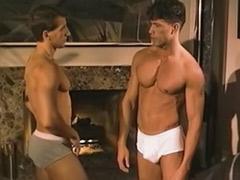 肛交gay, 肌肉男肛交, 肌肉男性交