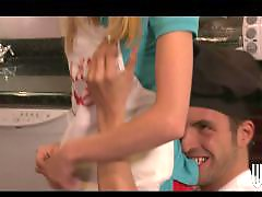 The dicks, Teen big cook, In kitchen, Kitchen, Kitchen fuck, Fuck kitchen