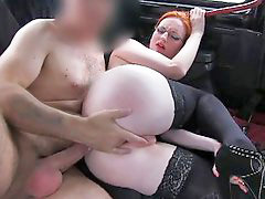 Red t, Red head, Naughty, Head, Faketaxi