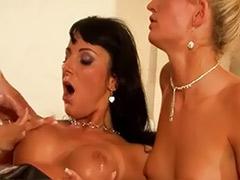 Threesome pissing, Piss cum, Piss threesome