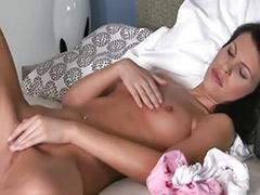 T girl panties, White panty, White girl solo, Panty masturbation, Panties solo, Solo panties