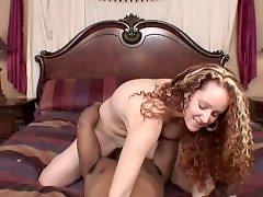 Redhead milf, Redhead boobs, Redhead big boobs, Redhead big cock, Suck big cock, Sucking boobs