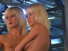 Twins lesbian, Twins, Twin lesbians, Twin, Lesbian stripping, Lesbian twins