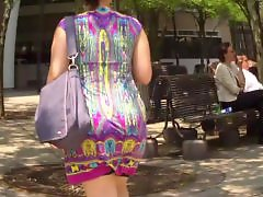 Voyeurs booty, Voyeur booty, Summer dress, Summer b, Latina booty, Latina ass