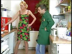 Housewifes, German,, German housewife, Plumber, Housewifer, German