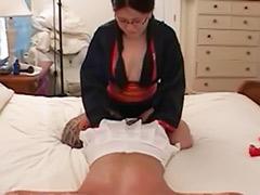 Asian lesbian massage, Massage lesbian asian
