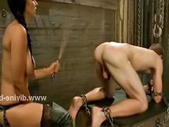 Femdom slave, Black slave, Slave femdom, Couple spanking femdom