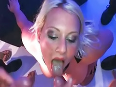 Fat swallowing cum, Fat gangbang, Eat fat, Bukkake swap, Cum eat swallow, Fat facial