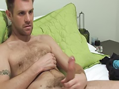 Trailer, Piercing gay, Pov hairy, Hairy solo cum, Gay piercing, Gay hairy cock