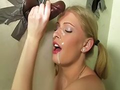 Gloryhole facial, Gloryhole facials