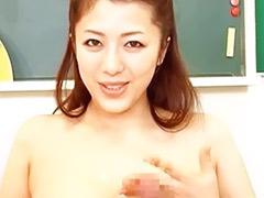 Kıllı öğretmen, Güzel japon