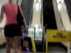 Walking, Bbw walking, Liza