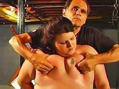 Fat bondage