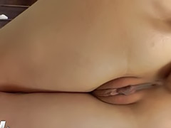 Niñas interracial, Niñas anal interracial