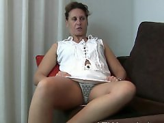 Year old, Spreading legs, Spread mature, Spread, Shy milf, Shy
