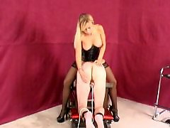 Tortures, Torture, Stockings blonde, Stockings mistress, Samantha t, Samantha