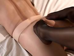 Seduction, Sex feet sex, Sex feet, Sex doll, Nylons, Nylon lesbians