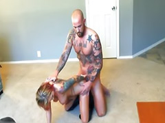 Rose d, Oiling, Oiled up, Oiled, Tattoo blonde, Oil