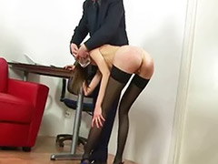 Tit spank, Spanking stockings, Secretarys, Secretary tits, Boss tits, Spank tits