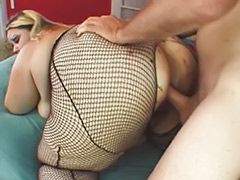 Stocking fat, Fat high heels sex