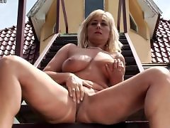 True, Stockings blonde, Stockings masturbation, Stockings masturbate, Stocking masturbation, Slut milf