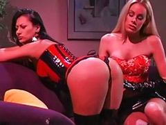 Whipping lesbian, Whipping, Whip femdom, Whip, Spanking stockings, Spanking lesbians