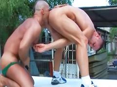 Raw gay, Raw anal, Outdoor wank, Gay raw