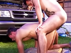 Hunk gay, Hunk, Gay sex outside, Gay hunk, Gay outdoor sex, Gay outdoor