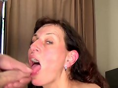 Young milf, Young and old mature, Young and milf, Sucking cock, Milf young cock, Milf young