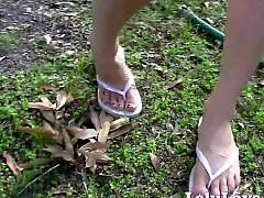 Lelu love, Outdoor amateur, Outdoor, Flip flops, Foot love, Joe