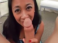 Asian milf pov