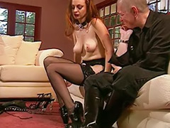 Stockings boots, Is likes