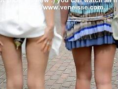 Walking, Public sex, Public lesbians, Public lesbian, Public flashing, Public flash