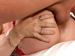 Ninas anal, Nina hartley anal, Nina, Milf stockings anal, Big ass milf anal, Anal sex in high heels